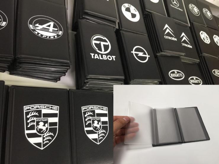 Portes carte grise AUTO