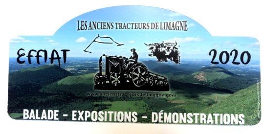 LES ANCIENS TRACTEURS DE LIMAGNE - 2020 - Blade Expo Démo