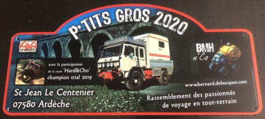 BMH n'Co 2020 Les P'tits Gros